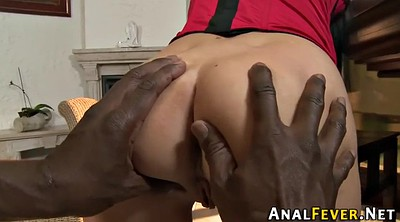 Blacked, Bbc anal