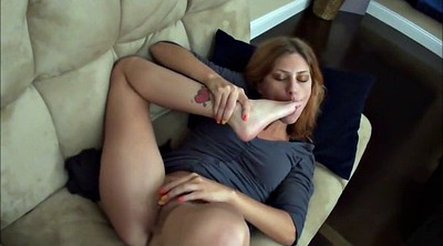 Feet, Teen masturbation, Feet lick