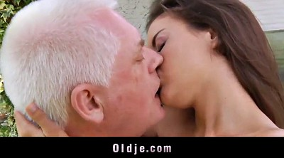 Old man, Man, Granny masturbation