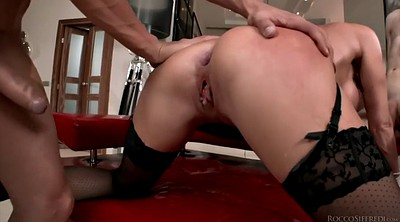 Lara, Old milf, Double penetration mature