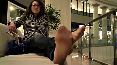 Nylon foot, Nylon feet