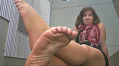 Foot worship, Stinky soles, Foot anal