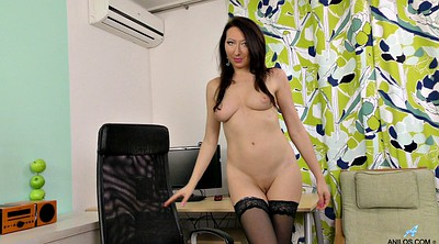 Milf solo, Asian milf, Screaming, Asian screaming, Scream