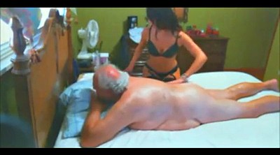 Escort, Man, Old massage, Granny massage, Old man and young