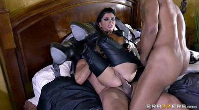 Triple, Romi rain, Leather gloves, Leather boot