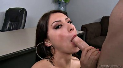 Cum in throat, Scarlett, Blowjob cum