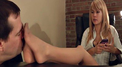 Foot worship, Pantyhose foot