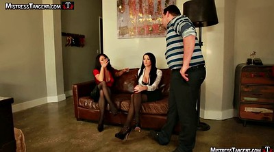 Alexis, Foot domination, Alexis grace, Threesome feet