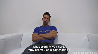 Czech casting, Gay casting
