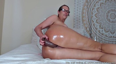 Creampie, Perfect tits, Anal creampie