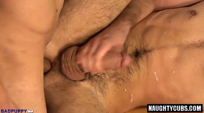Double penetration, Gay big dick
