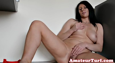 Webcam, Shaved pussy