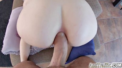 Fox, Ass traffic, Cross, Wide ass, Misha cross