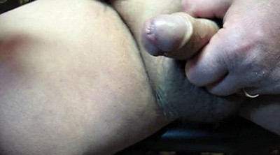 Mature, Small, Granny solo, Granny handjob, Grandfather, Uncut