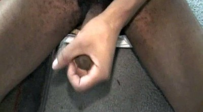 Black gay, Jerking, Ebony solo