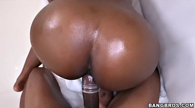 Pov, Big booty, Ebony big booty, Blacked raw