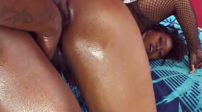 Thick ebony, Ebony orgasm