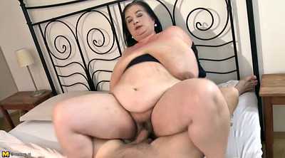 Mother son, Big tits fuck