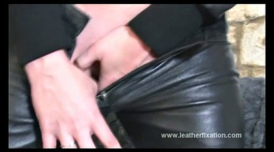 Naked, Leather