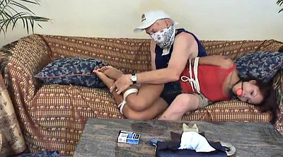 Japanese old, Japanese granny, Groping, Asian granny, Tied up, Tie