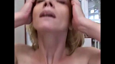 French mature, French blonde