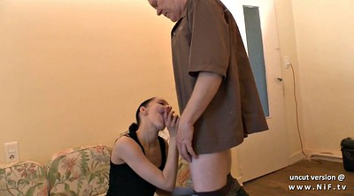 Amateur anal, French double