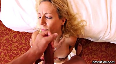 Face fuck, Cougar anal