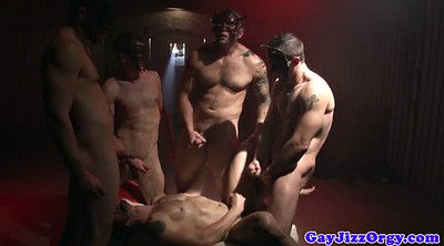 Squirting, Squirt orgy