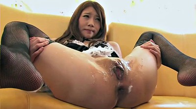 Japanese gangbang, Sloppy seconds, Japanese creampie gangbang