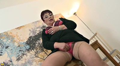 Granny, School, Milf teacher, Bbw mature