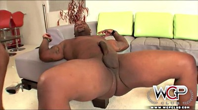 Double creampie, Black creampie