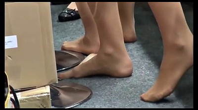 Nylon feet, Nylons, Nylon foot, Feet nylon, Nylon leg