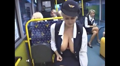 Bus, Mature public, Grope, Groping, Groped, Massage mature