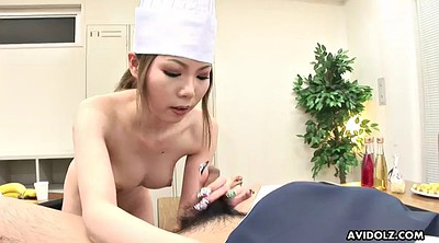 Japanese hairy, Big cook