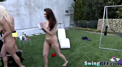 Teen swinger