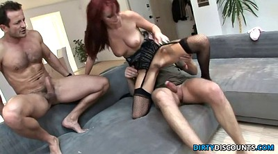 Dped, Threesome creampie
