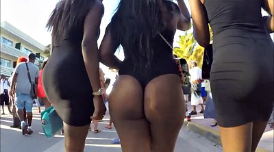 Walking, Big bootys, Walk, Ebony big booty