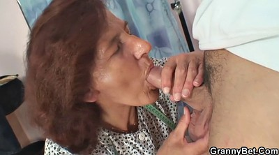 Swallow, Old cock, Mature swallow, Granny swallow
