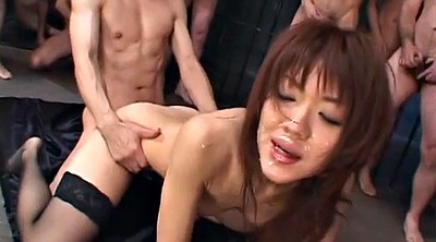 Japanese gangbang, Japanese bukkake, Japanese orgy, Bukkake japanese, Creampie close up, Asian orgy