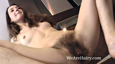 Kitchen, Hairy russian