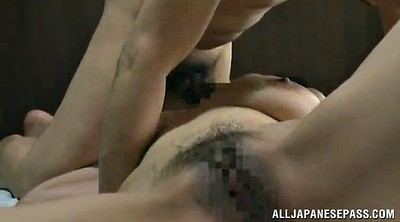 Natural, Asian mature, Hairy mature
