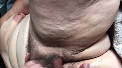 Pee, Hairy mature