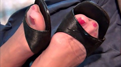 Nylon feet, Nylon foot, Shoe, Nylon cums, Cum feet, Stockings foot