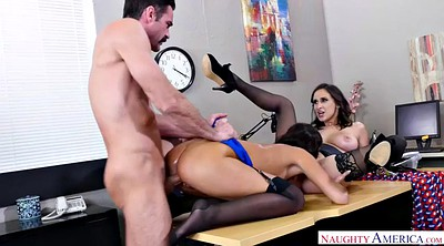 August ames, Face fuck, Shaking