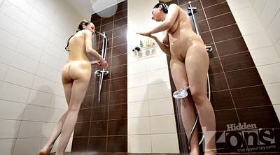 Hidden, Gym, Hidden camera, Hidden shower