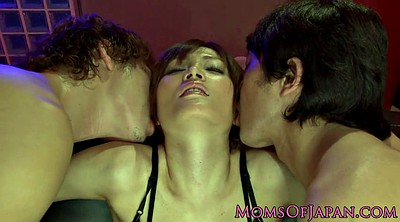 Japanese threesome, Japanese hairy