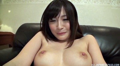 Moaning, Asian pussy
