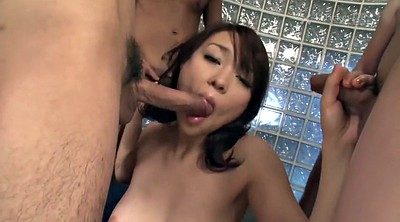 Uncensored, Interview, Japanese tits, Japanese uncensored, Japanese gangbang, Japanese big