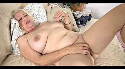 Blonde mature, Blond granny