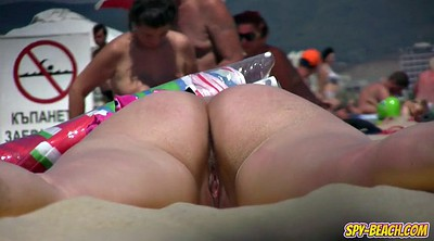 Beach, Nudists, Amateur